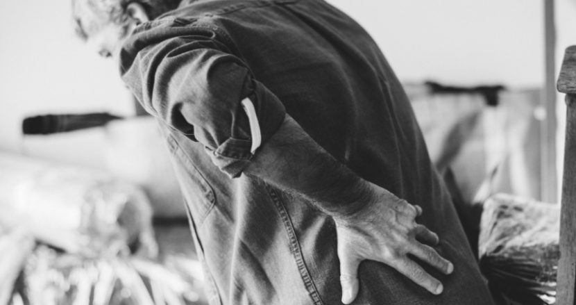 Disminuye el dolor lumbar ciatico