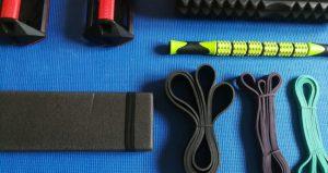 Que elemento uso para entrenar en casa