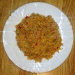 arroz integral para bajar de peso