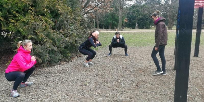 entrenamiento para mujeres en brno