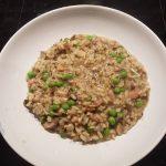 Prepara risotto en casa rapidamente con esta receta