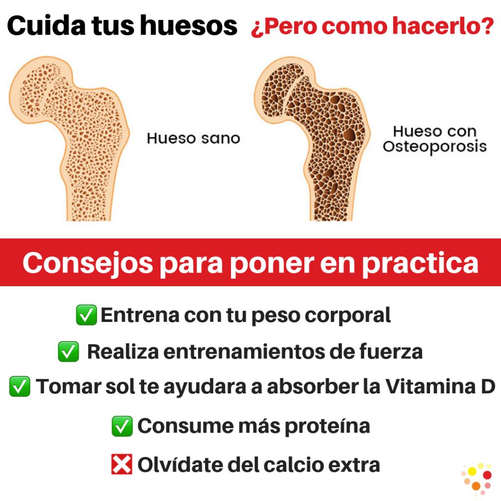 Como prevenir osteoporosis