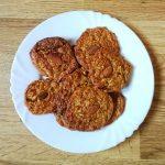 como hacer galletas de avena rapidas al horno