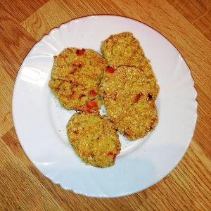 Croquetas o Nuggets sanos y proteicos