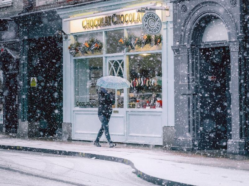 Qué actividad hacer en invierno en BRNO República checa