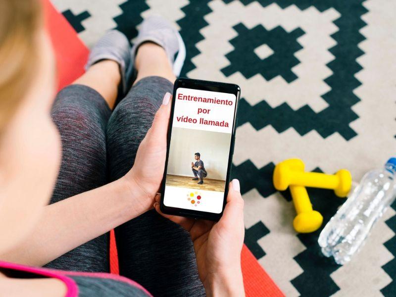 Clases en vivo por skype entrenador personal online