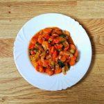 como cocinar verduras