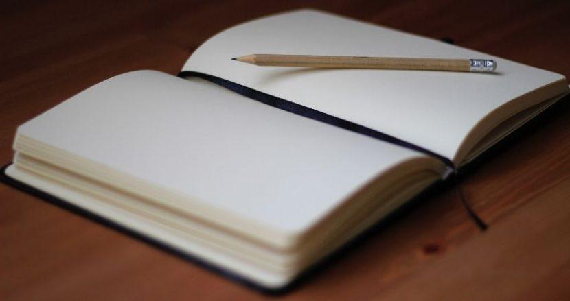 Una manera sencilla de empezar a escribir para aliviar estrés y reflexionar sobre nuestra vida