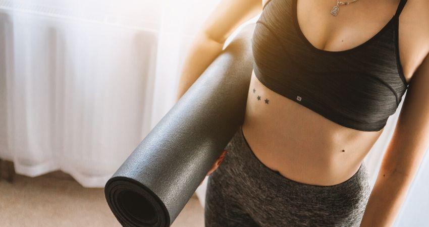 Entrenamiento en casa para entrenar todo el cuerpo