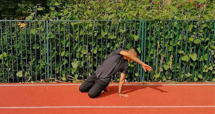 Entrenamiento de alcance para mejorar tu movilidad.